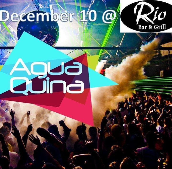 Agua Quina Tour Dates