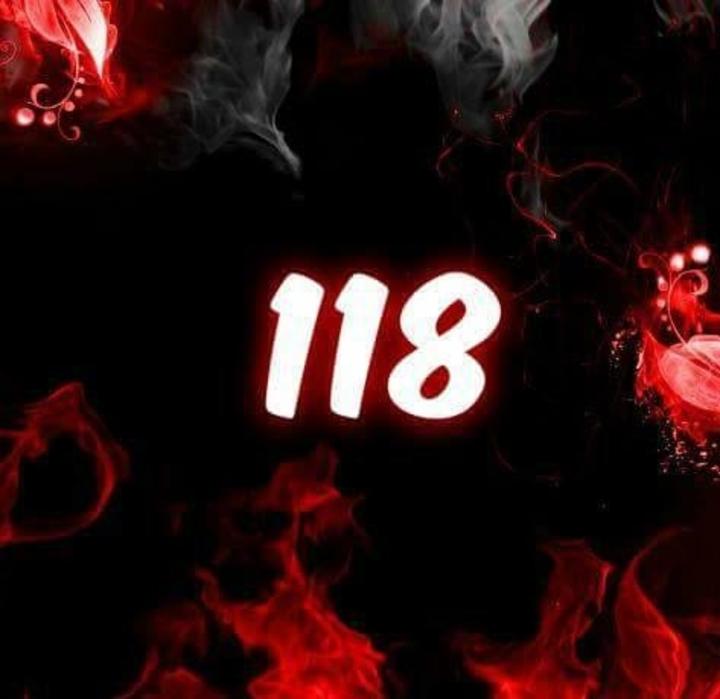118 Tour Dates