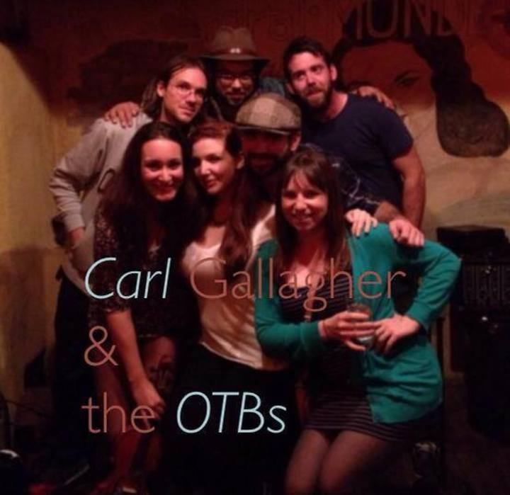 Carl Gallagher & The Off-Track Bettors Tour Dates