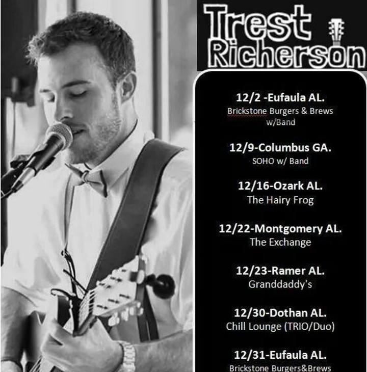 Trest Richerson Music @ SoHo w/ Band - Columbus, GA