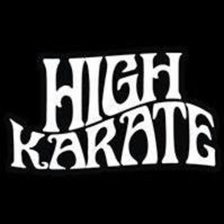 High Karate Tour Dates