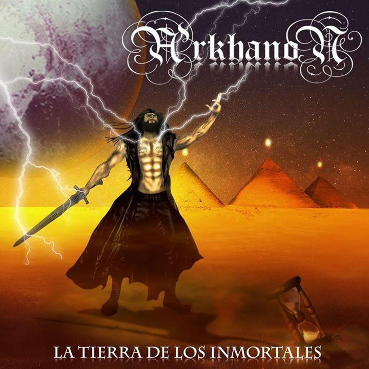 ArkhanoN - Power Metal Tour Dates