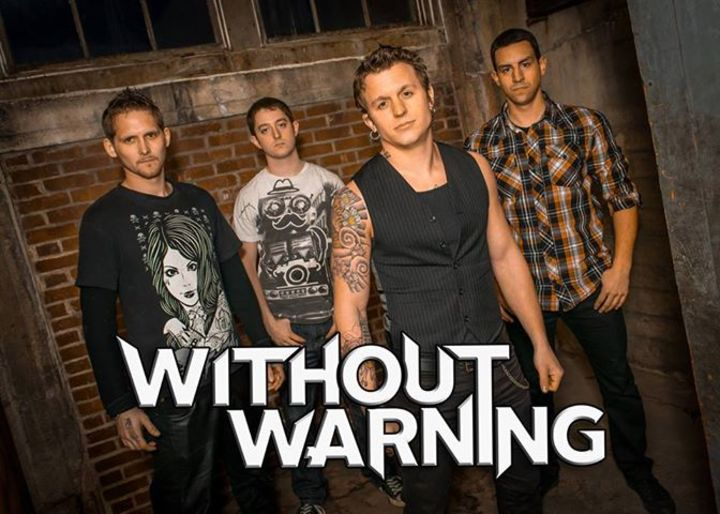 Without Warning Tour Dates