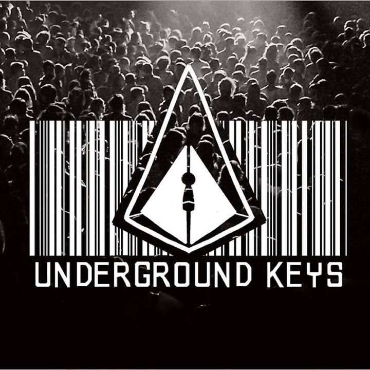 Underground Keys Tour Dates