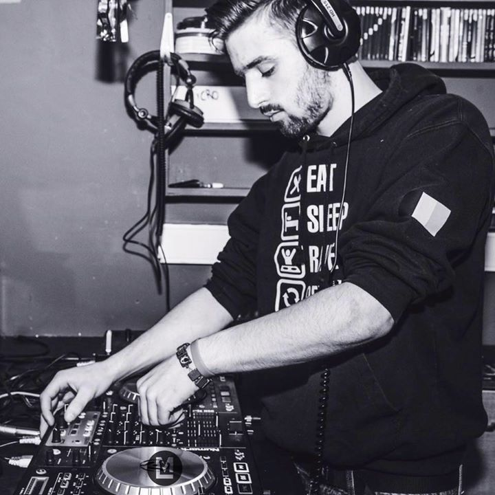 DJ Negration @ Leuven - Leuven, Belgium