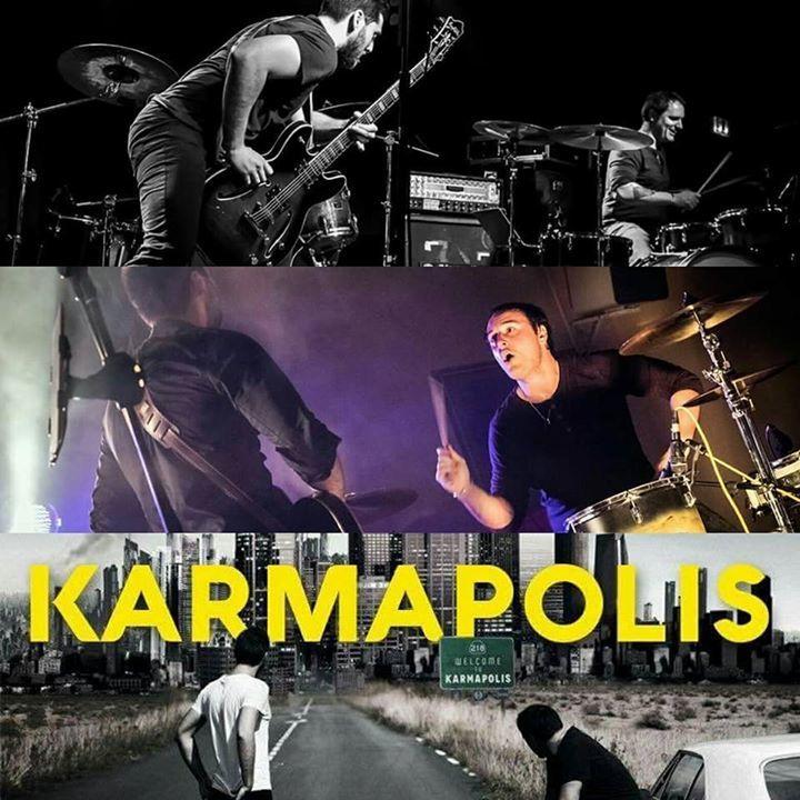Karmapolis Tour Dates