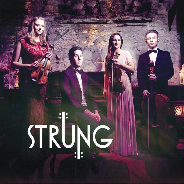 Strung Tour Dates