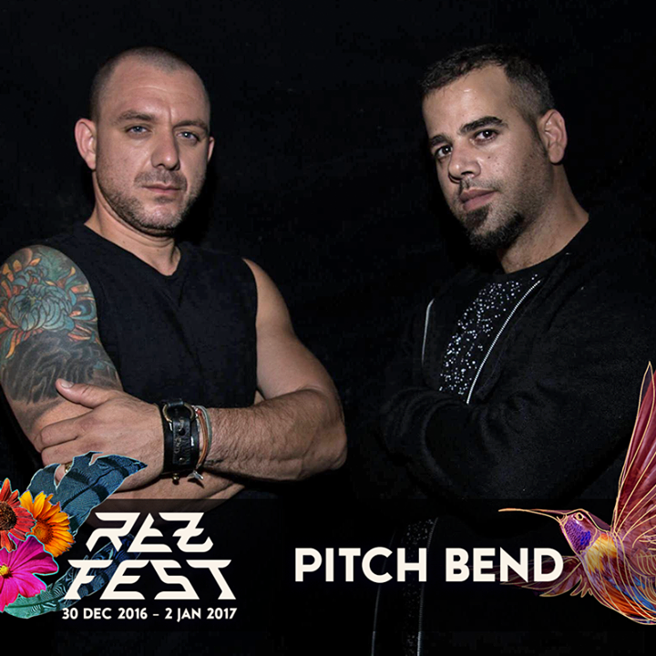 Pitch Bend @ Rezonance  - Cape Town, South Africa