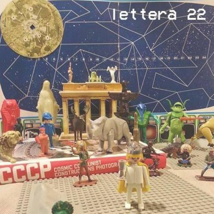 Lettera 22 Tour Dates