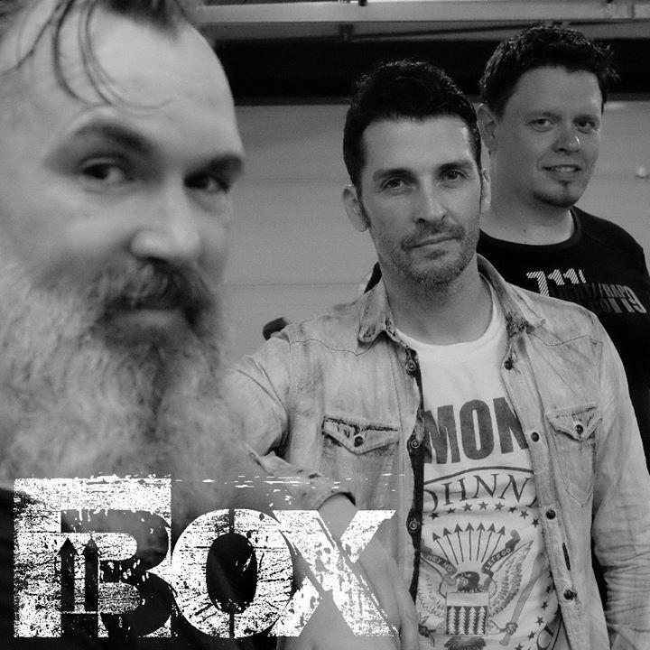 Box Tour Dates