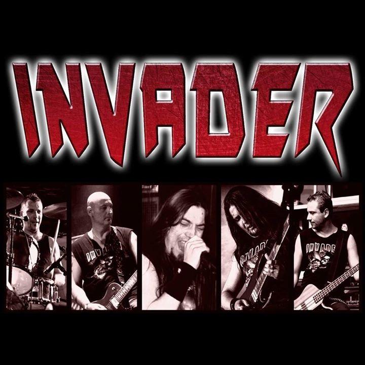 Invader Tour Dates