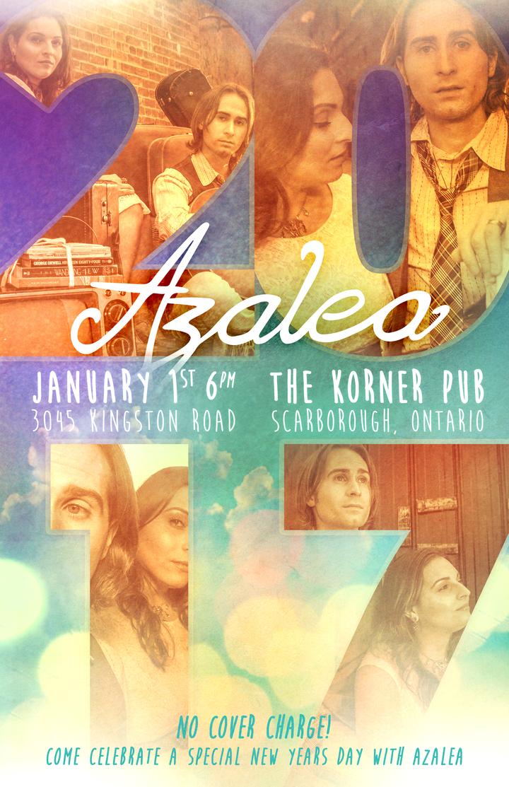 AZALEA @ The Korner Pub - Toronto, Canada