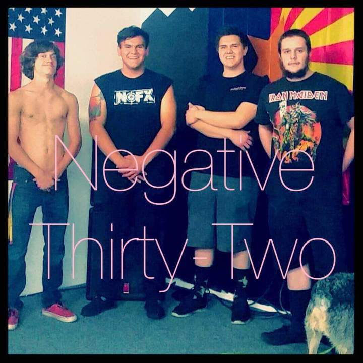 Negative Thirty-Two Tour Dates