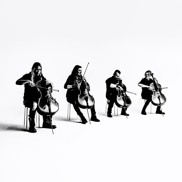 Apocalyptica @ GRAND REX - Paris, France