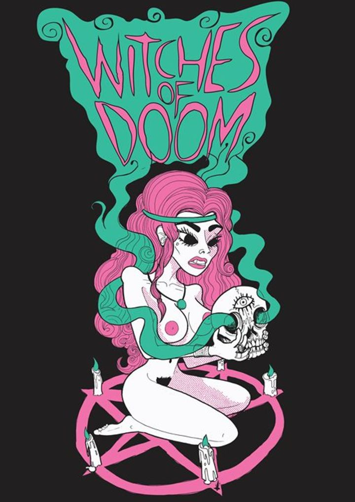Witches Of Doom Tour Dates