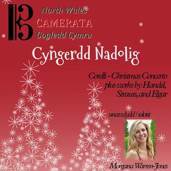 North Wales Camerata Tour Dates