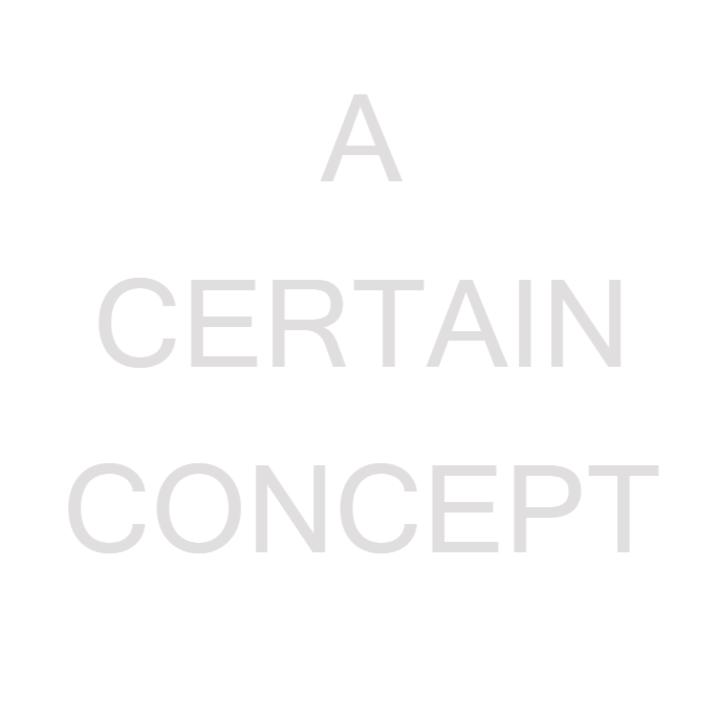 A Certain Concept Tour Dates