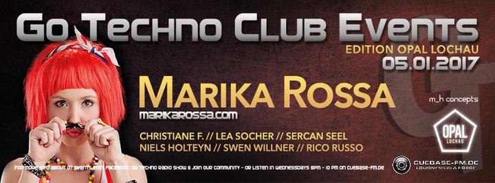 Marika Rossa @ Opal Club - Lochau, Austria