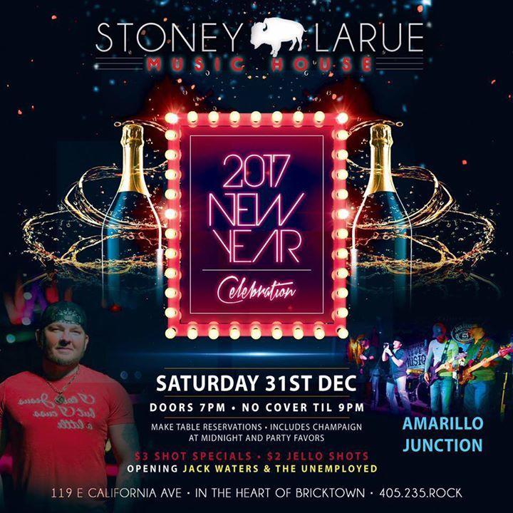 Stoney LaRue Music House Tour Dates