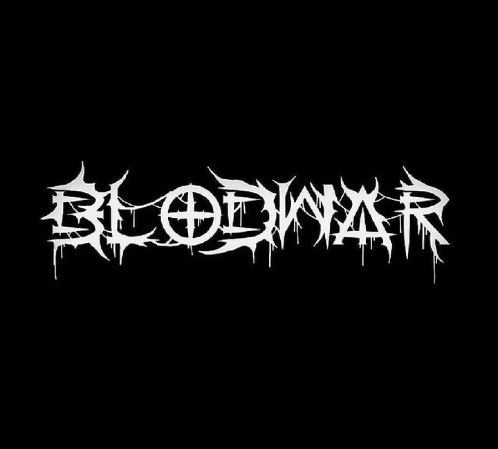 Blodwar Tour Dates