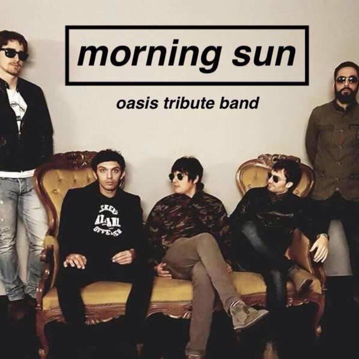 Morning Sun - Oasis Tribute Band @ Chemistry Art&Bar - Segrate, Italy