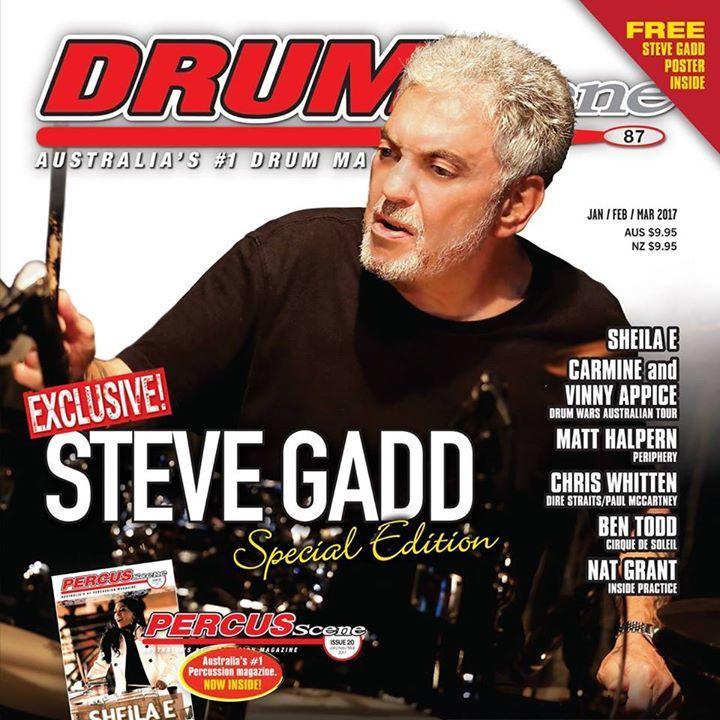 Dr. Steve Gadd Tour Dates