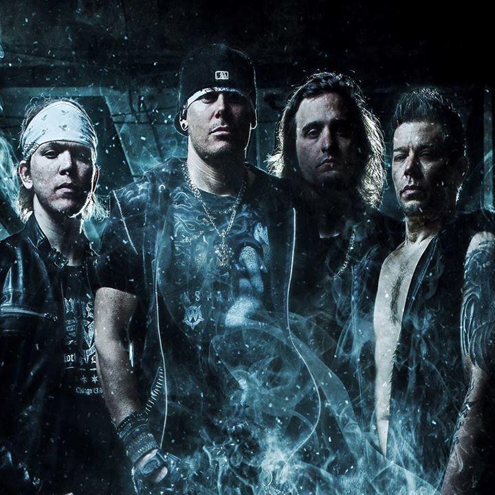 BrokenRail Band Tour Dates