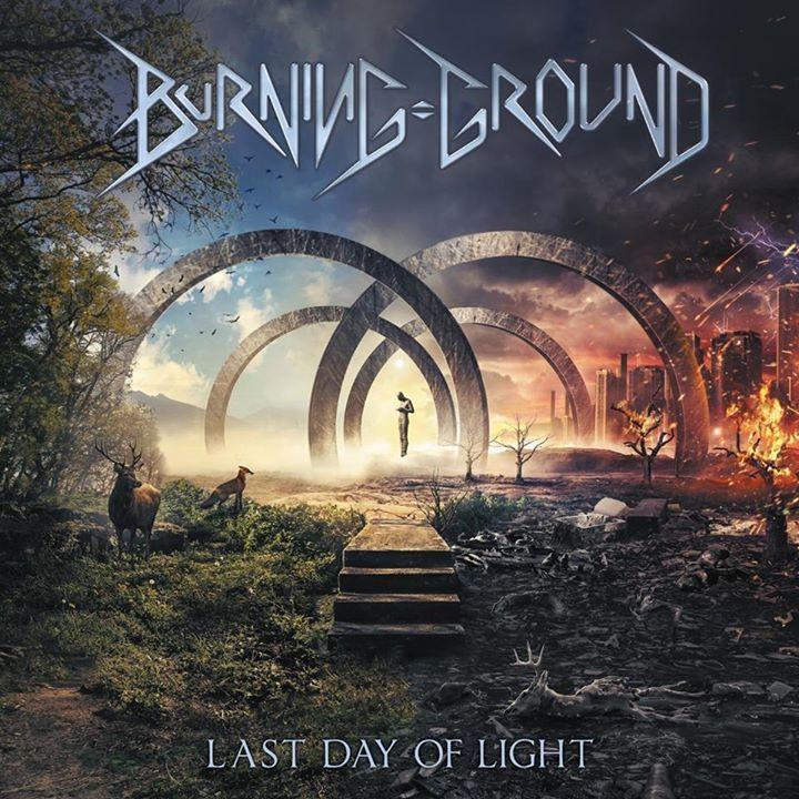 BURNING GROUND Tour Dates