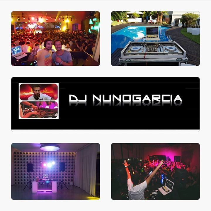 DJ Nuno Garcia Tour Dates
