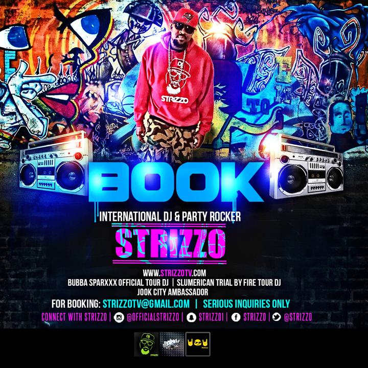 Strizzo Tour Dates
