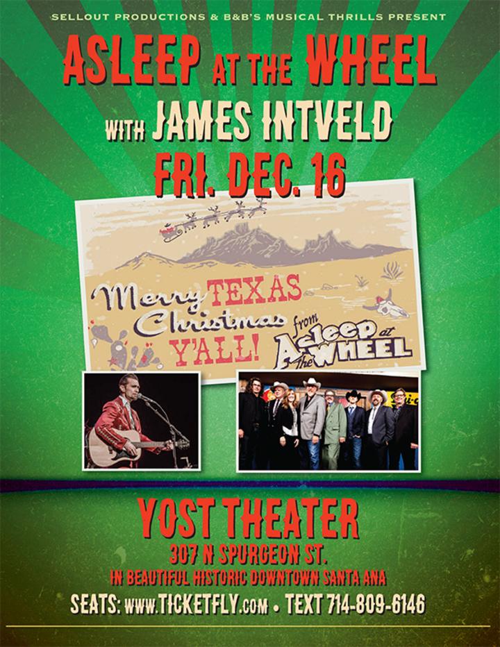 B&B's Musical Thrills @ Yost Theater - Santa Ana, CA