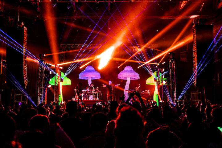 Infected Mushroom @ The Webster Theater - Hartford, CT