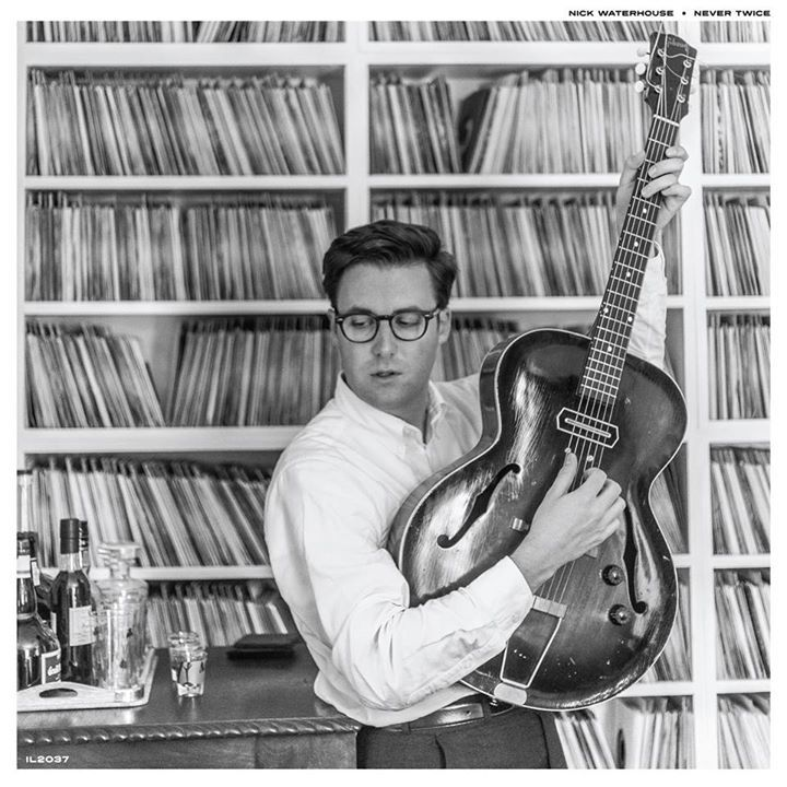 Nick Waterhouse @ The Perch at Tricky Falls - El Paso, TX
