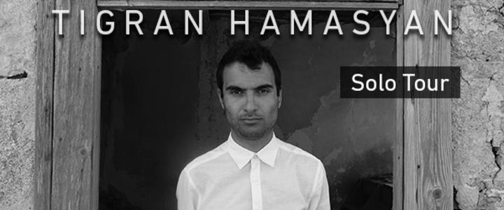 Tigran Hamasyan @ Flagey  - Bruxelles, Belgium