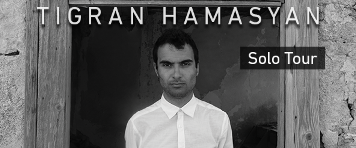 Tigran Hamasyan @ Festival Transition - Utrecht, Netherlands