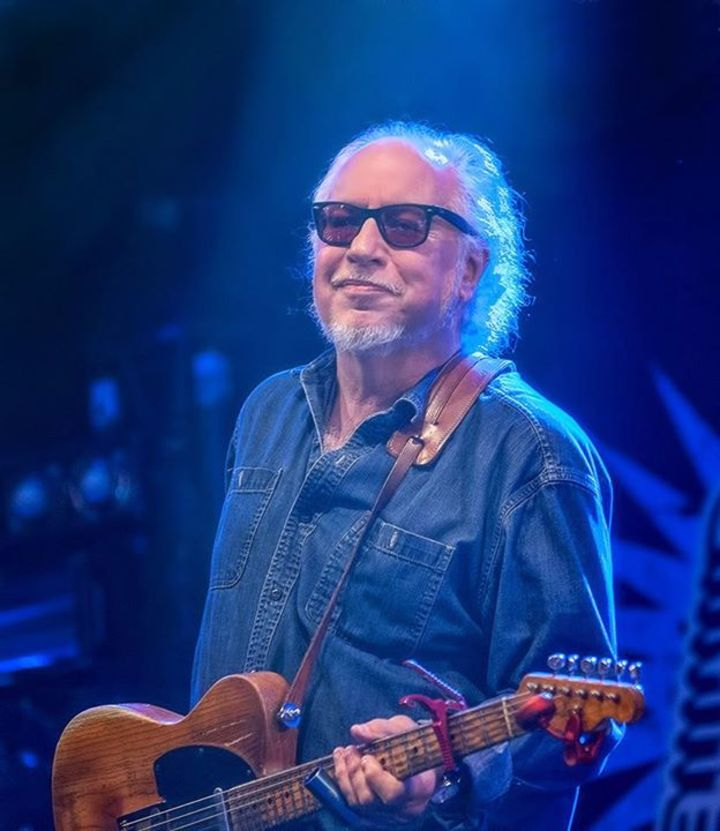 Bob Margolin Tour Dates