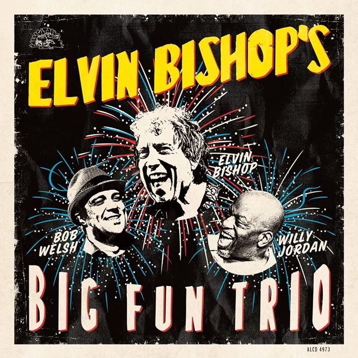 Elvin Bishop @ CLUB FOX - Redwood City, CA