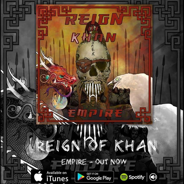 Reign of Khan Tour Dates