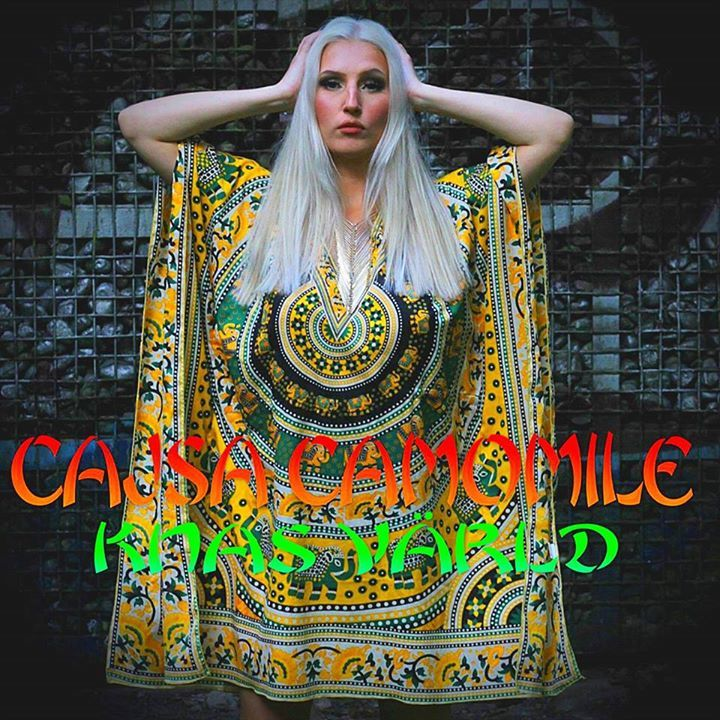 Cajsa Camomile Tour Dates
