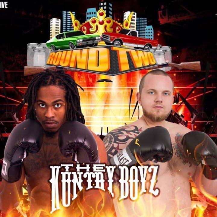 The Kuntry Boyz Tour Dates