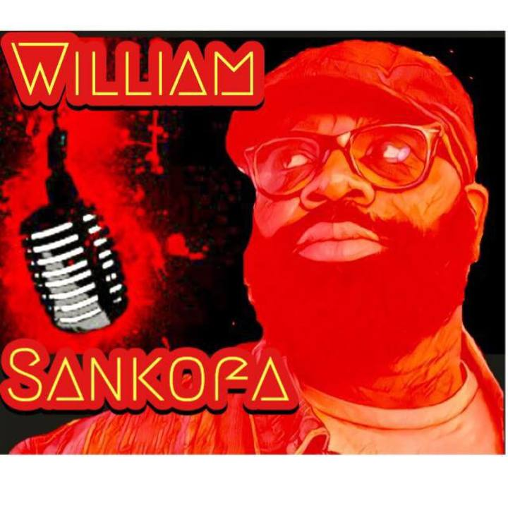 William Sankofa Tour Dates