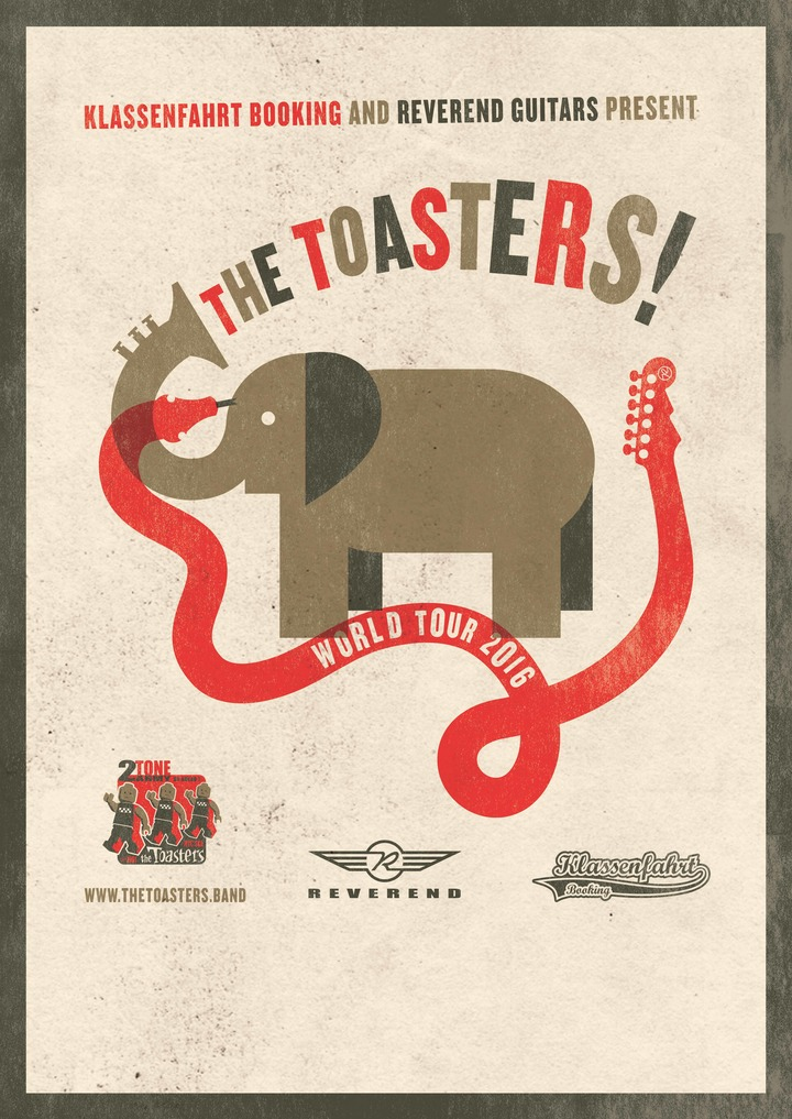 The Toasters @ Aera - Vienna, Austria