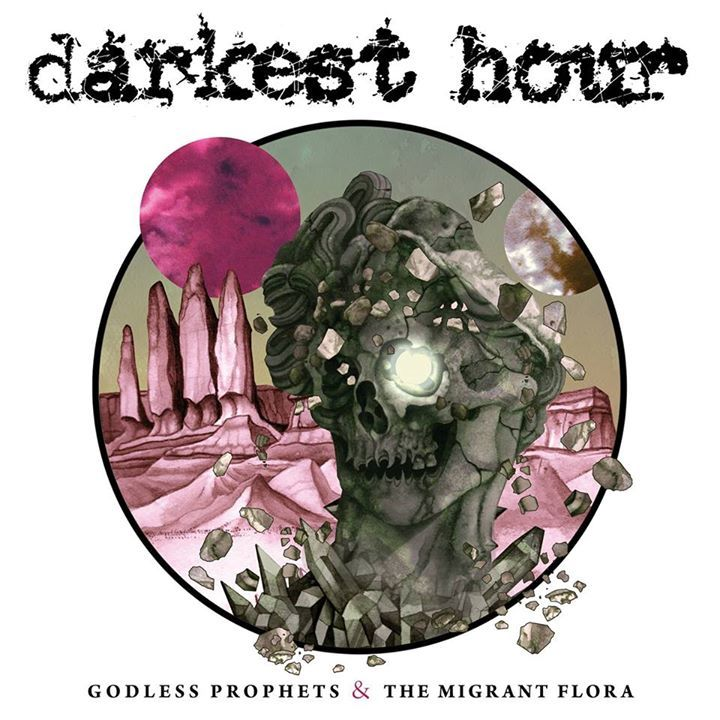 Official Darkest Hour @ Piraeus Academy - Athina, Greece