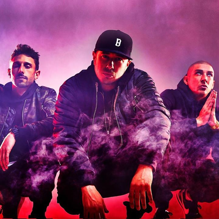 Bliss n Eso Tour Dates