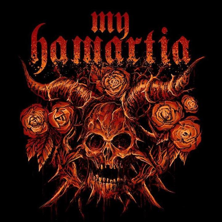 My Hamartia Tour Dates