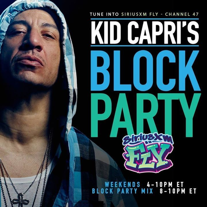 The Real Kid Capri Tour Dates