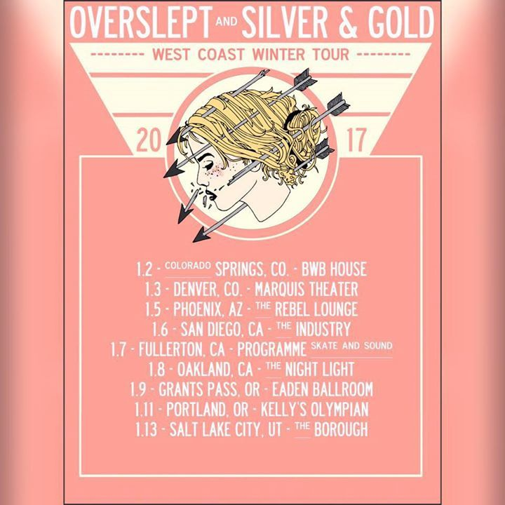 Silver & Gold Tour Dates