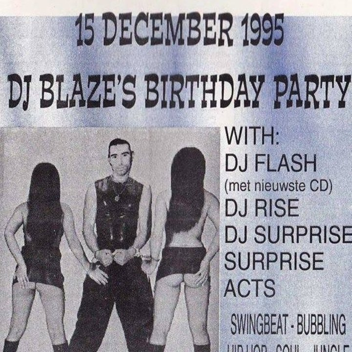 Deejay Blaze Tour Dates