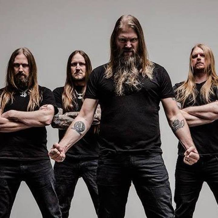Amon Amarth Brasil Tour Dates