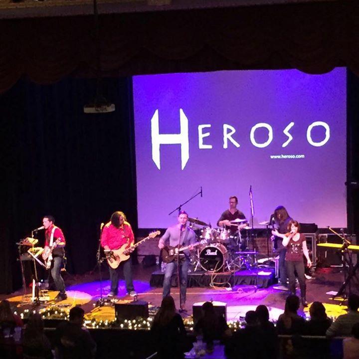 Heroso @ TailGaters Pub - Le Roy, IL